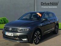 2017 Volkswagen Tiguan 2.0 TDI BlueMotion Tech R-Line DSG 4Motion (s/s) 5dr SUV