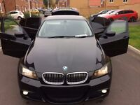 BMW 318i M PERFORMANCE 2011 46K FSH FULLY LOADED LONG MOT £6295 ono
