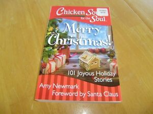 CHICKEN SOUP FOR THE SOUL MERRY CHRISTMAS HOLIDAY STORIES