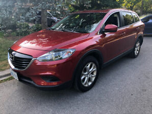 2014 Mazda CX-09 GS AWD for sale - 95,000km