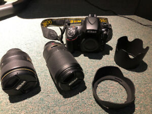 Nikon D800 Camera Bundle!! Great Deal!