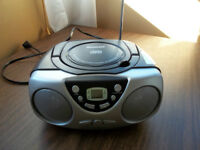 Sylvania Radio CD Player