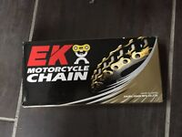 New O-ring 520-112 chain