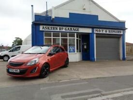 2012 Vauxhall Corsa 1.2 Limited Edition,59,000 MILES,SERVICE HISTORY,AIR CON