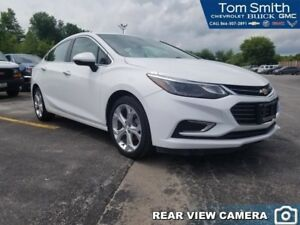2017 Chevrolet Cruze Premier  - Leather Seats - $126.03 B/W