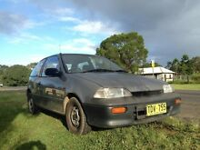 1994 Suzuki Swift Hatchback Ballina Ballina Area Preview