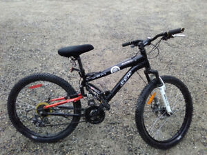 "24"" Tire Mountain bike"
