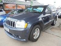 Jeep Grand Cherokee 3.0CRD V6 auto Limited
