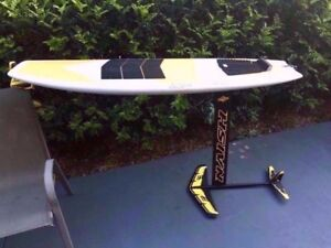 2018 Naish Hydrofoil and Board (will seperate)