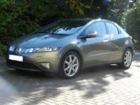Honda Civic 1.8i-VTEC, Sport, 69 000 Miles, 1 Years Mot, FSH, 3 Months Warranty