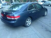 HONDA ACCORD 2004 FULL LOAD