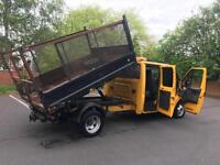 Ford Transit Tipper. 2.5 T350. DOUBLE CAB. CALLING OUT TO ALL SCRAPPERS!