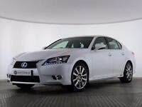 2013 Lexus GS 450h 3.5 Luxury 4dr