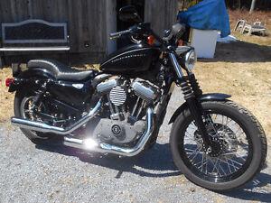 2010 Harley-Davidson Nightster 1200