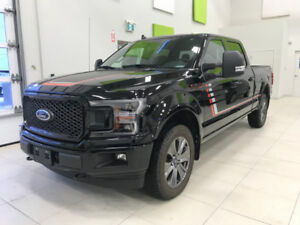 FORD F-150 2018 LARIAT EDITION SPECIALE 502A ! NEUF ! RABAIS !!!