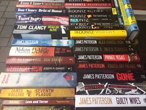 Selling Hardcover books 2.00 each