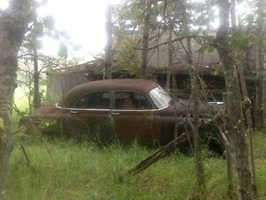 1950 chevrolet for parts car