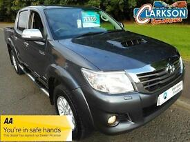 2014 Toyota Hilux Invincible 4X4 D-4D Double Cab - private use only from new