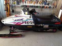 Polaris 600 cc triple
