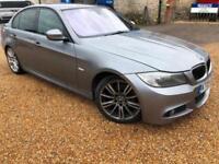 2009 '09' BMW 320d M Sport. Diesel. Manual. Saloon. LCi E90. Px Swap