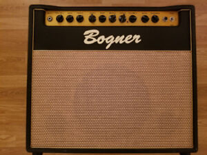 Bogner Shiva Amp (early 6L6 verson with reverb)