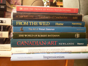 Group of Seven,Bateman and Canadian Art Books Kitchener / Waterloo Kitchener Area image 4