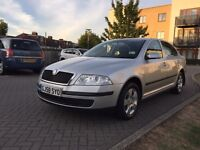 Skoda Octavia TSI 1.8 Ambiente 5dr, one owner, full service history,with one year warranty
