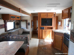 2011 Aljo Travel Trailer