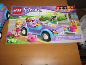 LEGO FRIENDS Stephanie's Cool Convertible Kitchener / Waterloo Kitchener Area image 1