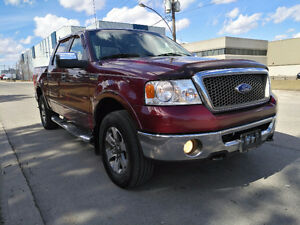2006 ford F150 Lariate 4x4 5.4L certified, 1 year free warranty