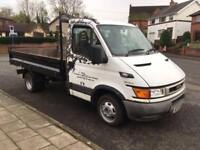 Iveco Daily tipper (2005)