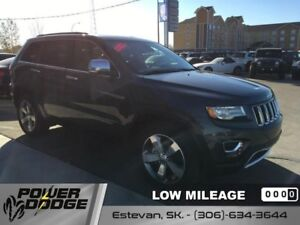 2014 Jeep Grand Cherokee LIMITED  - Navigation