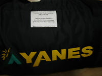 """NEW Yanes Polyester Tent 156"""" x 150"""" x 96"""""""