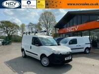 2013 Vauxhall Combo 2000 L1H1 CDTI S/S ECOFLEX NO VAT SWB Panel Van Diesel Manua