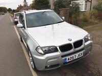BMW X3 2.0d M Sport 07/57