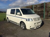 2005 VW Campervan with Low Mileage and A/C