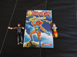 """Collectible """"Thunder Cats"""" bundle"""