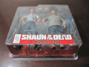 Rare Cult Classic's Shaun of the Dead Winchester 2 Pack