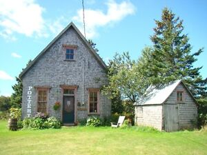 Authentic Country School House