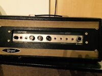 Lifco regal 630 tube amp head and cab