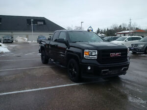 2015 GMC Sierra 1500 Double Cab 4x4 Elevation Edition