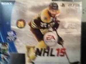 Console PS 3 500 GB NHL 15 Bundle