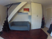 Cozy apartment fully furnished, all inclusive, close to downtown
