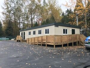 Modular Homes, Trailers, Offices