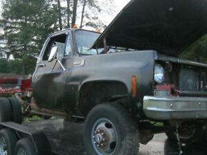 1978 Chevrolet Scottsdale 30