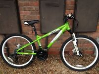 Good Condition Carrera Mountain Bike