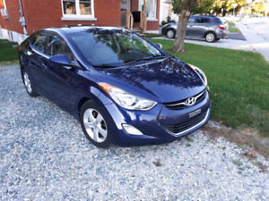 Hyunday Elantra  Limited 2011