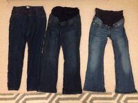 Autumn/winter Maternity clothes bundle size 16