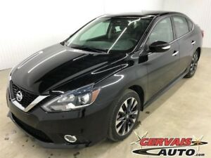 Nissan Sentra SR Turbo Cuir Toit Ouvrant MAGS 2017