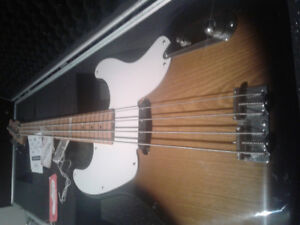 1994/95 Fender Precision Sting Signature bass